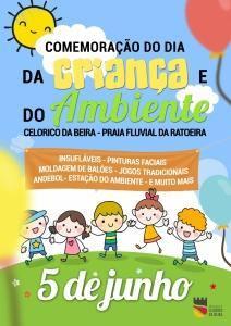 Cartaz alusivo ao dia da criança